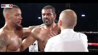 DAMIAN CHAMBERS (debut) VS TAYAR MEHMED - BBTV - LONGSHOTS SPORTS