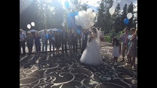 Vlog!!! Шикарная свадьба в Москве!!!