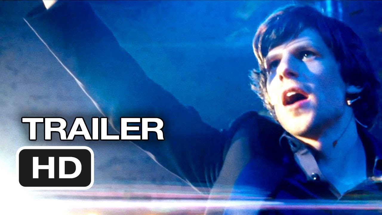Now You See Me Official Trailer 2 2013 Mark Ruffalo