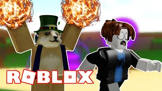 Intense Roblox Elemental Battlegrounds Gameplay