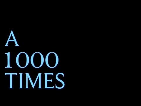 A 1000 Times by Hamilton + Rostam (Lyrics)