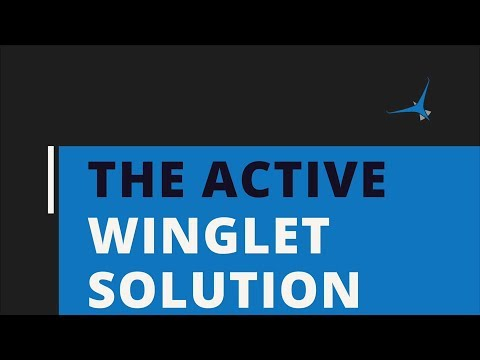 The Active Winglet Solution