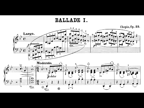 Chopin: The Four Ballades (Cho Seong-Jin)
