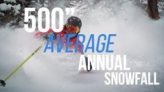 Ski Utah - Ski Utah By The Numbers