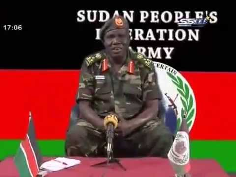 Recapture of Malakal Town 2014 and background to Riek Machar's failed coups of 1991 & 2013