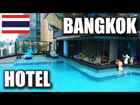 Mega Luxushotel in Bangkok - The Continent Hotel Roomtour - Thailand