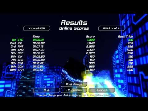 Nitronic Rush - Ancient Blue - 1:06.31 IL Replay