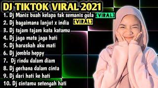Dj Manis Buah Kelapa Tak Semanis Gula X Bagaimana Lanjut Remix Full Album Viral Tiktok 2021