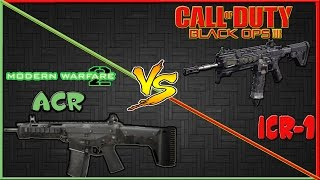 icr 1 is the mw2 acr icr 1 best class setup black ops 3