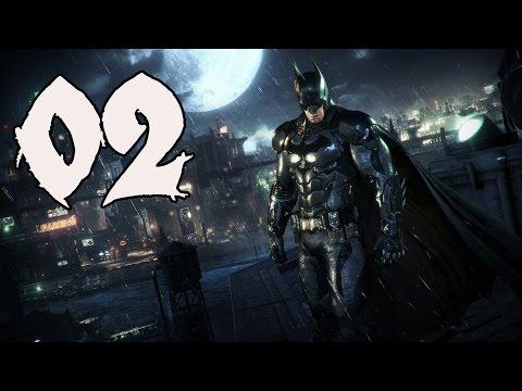 Batman: Arkham Knight - Gameplay Walkthrough Part 2: Bringing in Ivy