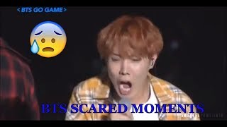 Test The courage of BTS (방탄소년단)