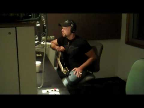 Clay Underwood Radio Tour April 2010
