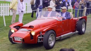 Pebble Beach Concours D'Elegance Highlight - 2017 Pebble Beach Week