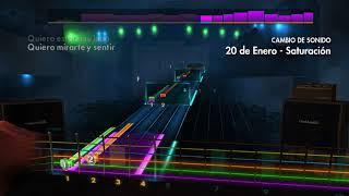 20 de Enero - La Oreja de Van Gogh ║ Guitarra Líder Rocksmith 2014 CDLC