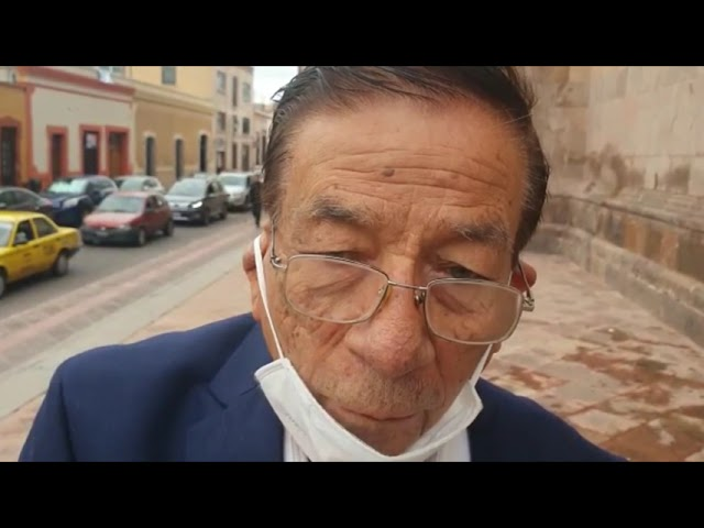 Aurelio Olvera recuerda a Andrés Garrido