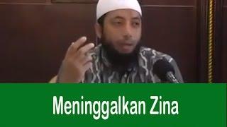 Meninggalkan Zina - Khalid Basalamah