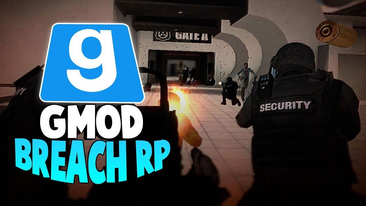 scp RP gamemode download   garrys mod