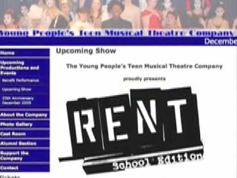 RENT: WESTBORO Pickets NEW TEEN PRODUCTION OF FAMOUS GAY MUSICAL San Francisco