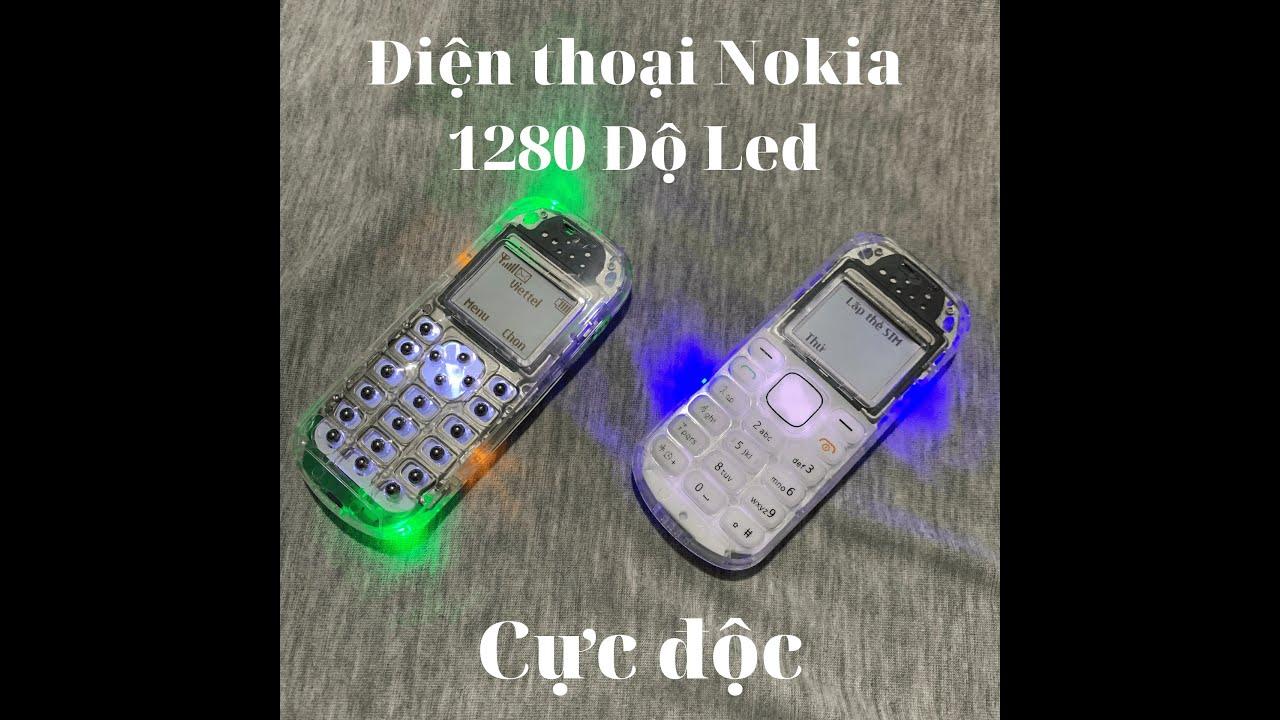 [Giới thiệu] Nokia 1280 ĐỘ LED CỰC HOT
