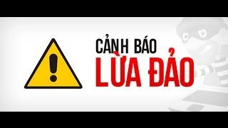 Cảnh báo về các web lừa đảo & Thông báo event | Chú Bé Rồng Online Official