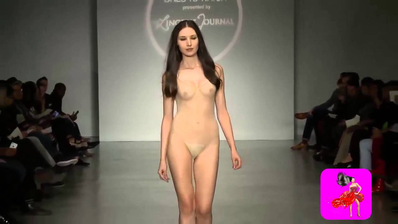 lingerie fashion shows videos