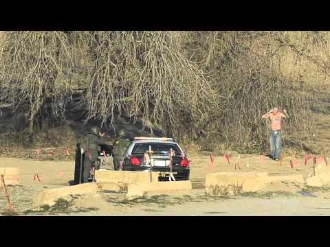 Yuba County Standoff