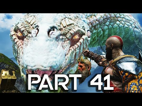 God of War 4 Walkthrough Part 41 - The Jump - GOD OF WAR GAMEPLAY!! (PS4 PRO 60FPS)