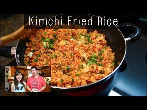 Kimchi Fried Rice Matt's Recipe!