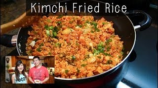 Kimchi Fried Rice - Matt's Recipe!