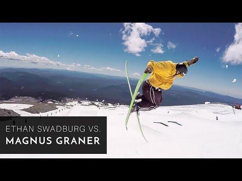 SLVSH    Magnus Graner vs. Ethan Swadburg