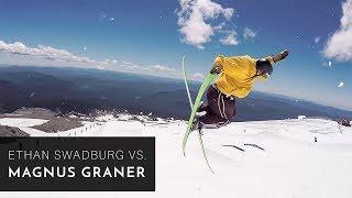SLVSH || Magnus Graner vs. Ethan Swadburg