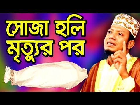 Bangla waz amir hamza  waz 2019 –  আমির হামজা নতুন ফানি ওয়াজ মাহফিল – islamic waz bangla 2019