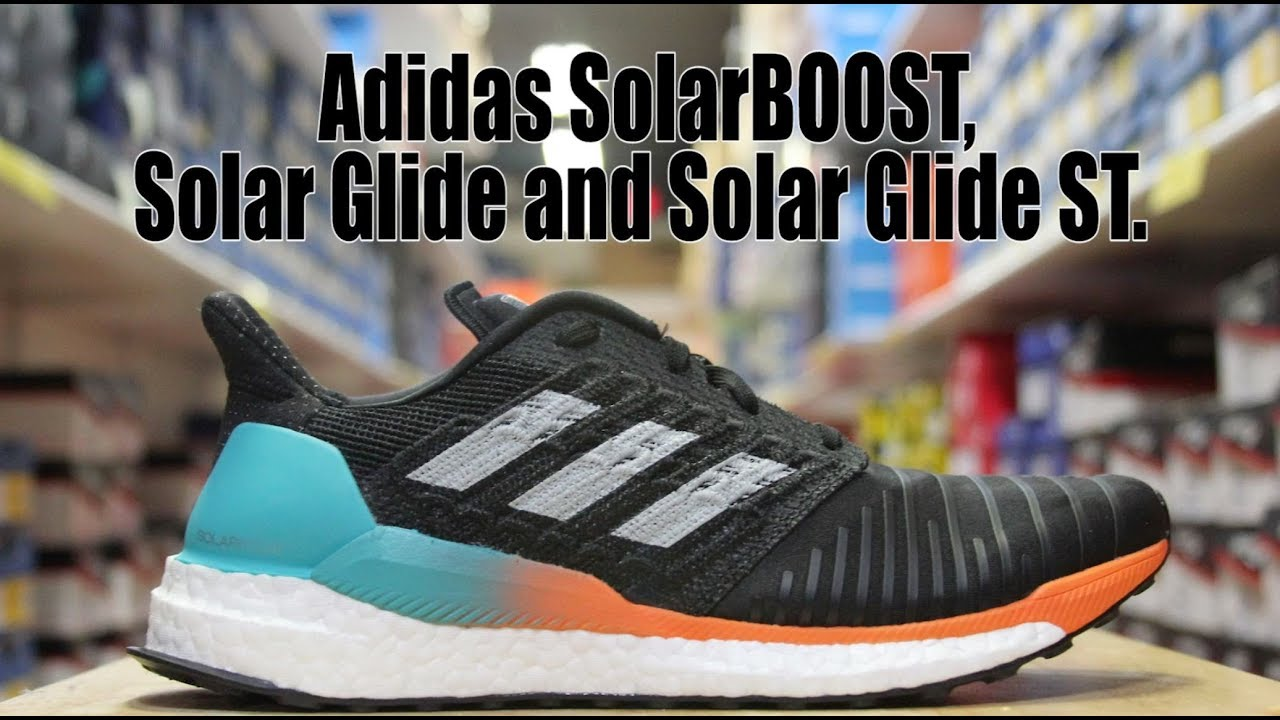 official photos 28189 f2136 Adidas SolarBOOST, Solar Glide and Solar Glide ST Shoe Review