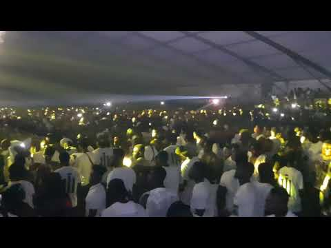 FANTASY DOME PACKED TO FULL FOR SHATTA'S ALBUM LAUNCH