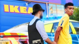 Download FAKE EMPLOYEE PRANK In IKEA Mp3 and Videos