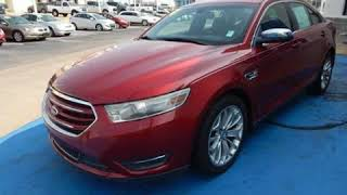 2014 Ford Taurus Limited in Oklahoma City, OK 73139