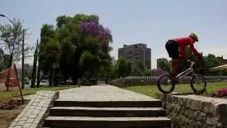 Benito Ros en Chile by Oxford - Plaza La Aviación, Santiago