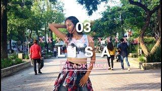 [BLACKPINK] LISA - 'I Like It' (X ACADEMY)  l Dance Cover By EYE CANDY