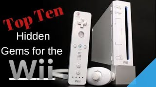 Top Ten Hidden Gems on the Wii by Second Opinion Games