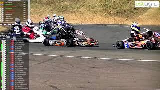 Kart Girls Against the Boys & On Top! Super 1 2018 Rd 6, Shenington, Jnr TKM Class