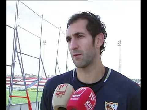 Diego López 31 12 12  Sevilla FC