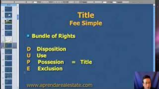 Real Estate Agent Test Cram 1 - Real Estate Course Online
