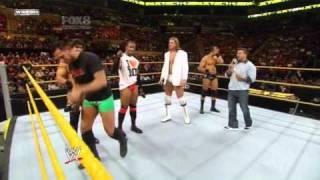 WWE NXT Season 4 Episode 3 - Challenge 2