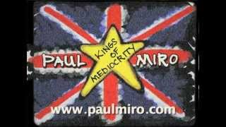 Paul Miro   Kings of Mediocrity