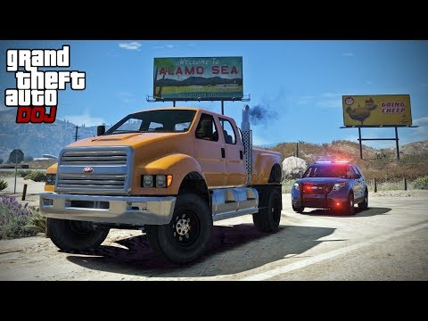 GTA 5 Roleplay - DOJ 174 - Identical...