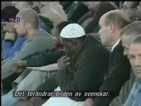 Muslim Riots in Malmö, Sweden (English)