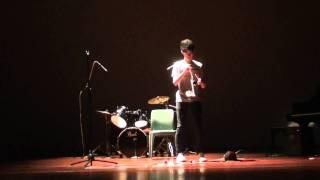 ACS talent night - Benjamin Lim