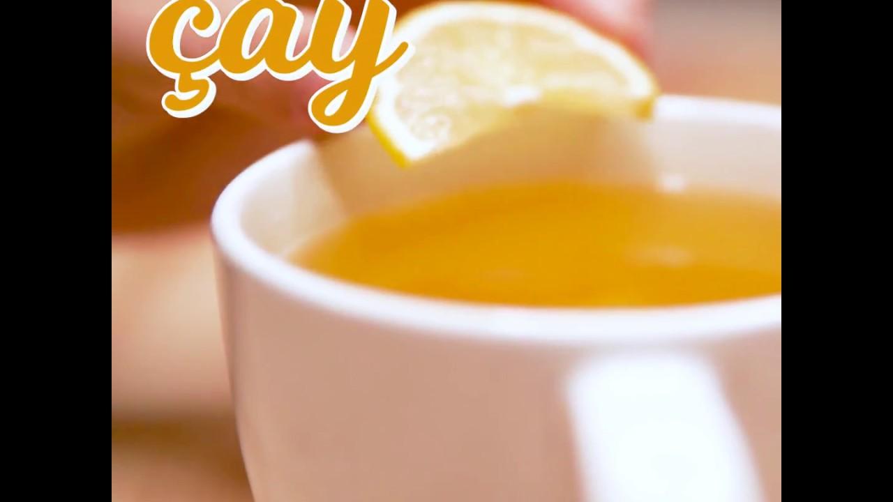 Zayıflamaya yardımcı çay tarifi