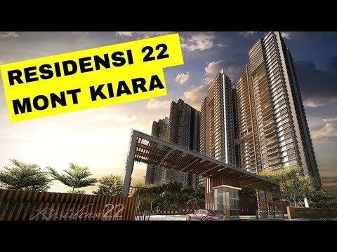 Residensi 22 Mont Kiara Available For Rent & Sale!