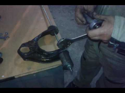 Extractor De Bujes Casero Suspension (Hagalo YA) 🔥👍🛠🚙